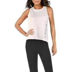 Puma Womens Tank Top Running Fitness - White (XS), Women's(cotton) found on Bargain Bro India from Overstock for $21.69
