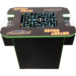 Suncoast Arcade 60 Games Cocktail Arcade Game, Size 27.5 H x 22.0 W x 34.5 D in   Wayfair SCC602PL-GRN found on Bargain Bro from Wayfair for USD $929.86