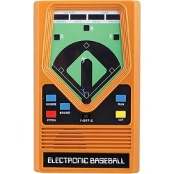Schylling Handheld Games - Electronic Baseball Game found on Bargain Bro Philippines from zulily.com for $18.27