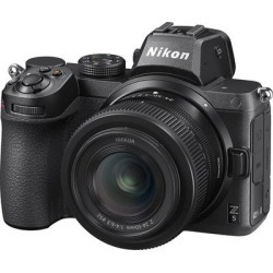 Nikon Z 5 FX-format Mirrorless with Z 24-50mm f/4-6.3 found on Bargain Bro India from Crutchfield for $1596.95