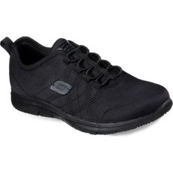 Skechers Work Relaxed Fit Ghenter Srelt SR Women's Shoes, Size: 7.5, Grey found on Bargain Bro Philippines from Kohl's for $70.00