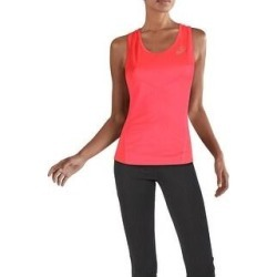 Asics Womens Tank Top Tennis Fitness (Hot Pink - XS), Women's(polyester) found on MODAPINS from Overstock for USD $15.04