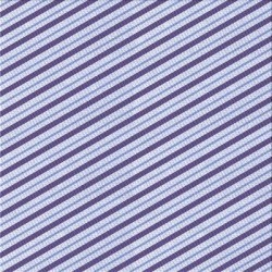 East Urban Home Khadeejah Striped Wool/Light Violet Area RugWool in Blue, Size 96.0 W x 0.35 D in | Wayfair C509954E4A2C4520960A9B8017EFE436 found on Bargain Bro Philippines from Wayfair for $719.99