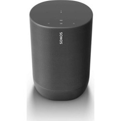 Sonos Move portable amplified wireless music player (black) found on Bargain Bro from Crutchfield for USD $303.24