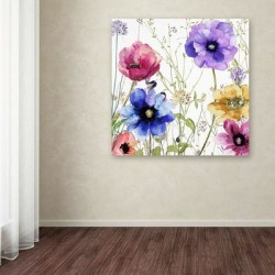 Trademark Fine Art Summer Diary II Canvas Wall Art, Pink, 24 X 24 found on Bargain Bro Philippines from Kohl's for $99.99