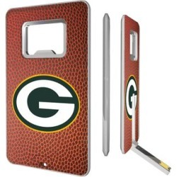 Green Bay Packers Football Credit Card USB Drive & Bottle Opener found on Bargain Bro from nflshop.com for USD $18.99