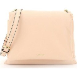 Sugar Padded Small Crossbody Bag - Natural - Lanvin Shoulder Bags found on MODAPINS from lyst.com for USD $958.00