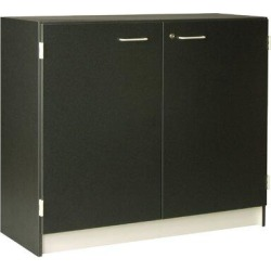 Stevens ID Systems Music Band/Orchestra Folio Storage w/ Doors in Gray, Size 41.0 H x 48.0 W x 20.0 D in   Wayfair 89302 484120 D-010 found on Bargain Bro Philippines from Wayfair for $1089.99