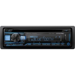 Alpine CDE-172BT CD Receiver found on Bargain Bro from Crutchfield for USD $98.76