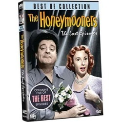 The Honeymooners: Lost Episodes DVD found on Bargain Bro Philippines from PulseTV for $7.99