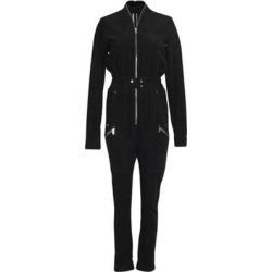 Black Bodybag Jumpsuit - Black - Rick Owens Jumpsuits found on Bargain Bro Philippines from lyst.com for $826.00