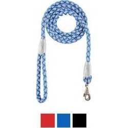 Four Paws Nite Brite Reflecting Dog Leash, Blue, Large found on Bargain Bro Philippines from Chewy.com for $19.98
