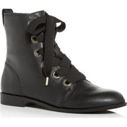 Kate Spade Women's Leather Romia Booties Black found on MODAPINS from Overstock for USD $99.00