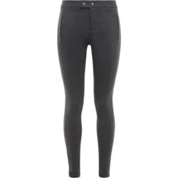 Stretch-ponte Skinny Pants Charcoal - Gray - Vince Pants found on Bargain Bro from lyst.com for USD $56.24