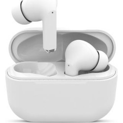 Naztech Wireless Headphones WHITE - White Xpods PRO TWS Bluetooth In-Ear Headphones & Charging Case found on Bargain Bro Philippines from zulily.com for $41.99
