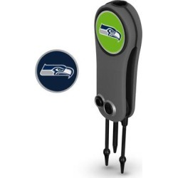 Seattle Seahawks Switchblade Repair Tool & Two Ball Markers found on Bargain Bro from nflshop.com for USD $21.27