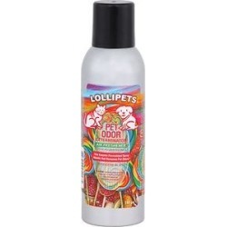 Pet Odor Exterminator Lollipets Air Freshener, 7-oz spray found on Bargain Bro from Chewy.com for USD $5.72