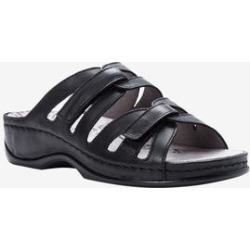 Women's Kylie Sandal by Propet in Black (Size 10 M) found on Bargain Bro Philippines from Woman Within for $89.99