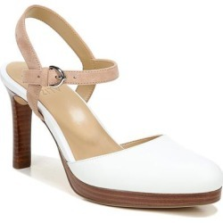 Tulip Pump - Natural - Naturalizer Heels found on Bargain Bro from lyst.com for USD $83.60