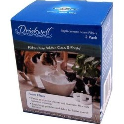 Drinkwell Foam Replacement Pre-filters (2 Pack)