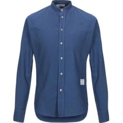 Shirt - Blue - Saucony Shirts found on Bargain Bro from lyst.com for USD $72.20