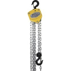 OZ Lifting Products Premium Manual Chain Hoist - 1/2-Ton Capacity, 30ft. Lift, Model OZ005-30CHOP found on Bargain Bro from northerntool.com for USD $205.19