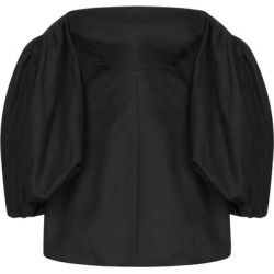 Blouse - Black - Ellery Tops found on MODAPINS from lyst.com for USD $282.00