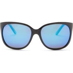 Grand Classic Polarized 58mm Square Sunglasses - Black - Revo Sunglasses found on Bargain Bro India from lyst.com for $100.00