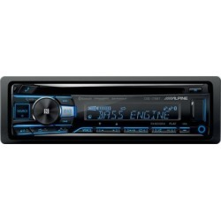 Alpine CDE-175BT CD Receiver found on Bargain Bro from Crutchfield for USD $151.96