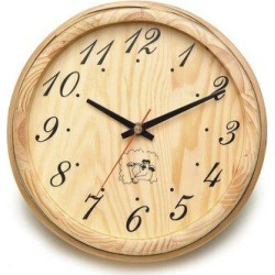 ALEKO Handcrafted Timer, Size 8.0 H x 8.0 W x 4.0 D in | Wayfair WJ11 found on Bargain Bro Philippines from Wayfair for $27.66