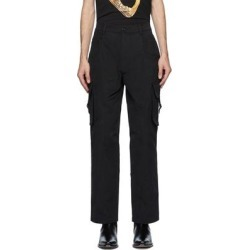 Black Plain Cargo Pants - Black - Moschino Pants found on Bargain Bro India from lyst.com for $570.00