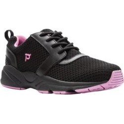 Women's Stability X Sneakers by Propet in Black Berry (Size 7 M) found on Bargain Bro Philippines from Woman Within for $79.99