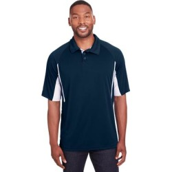 Holloway 222530 Men's Avenger Polo Shirt in Navy Blue/White size Small | Polyester found on Bargain Bro Philippines from ShirtSpace for $34.16