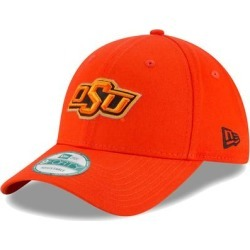 Oklahoma State Cowboys New Era The League Logo 9FORTY Adjustable Hat – Orange found on Bargain Bro Philippines from Fanatics for $23.99
