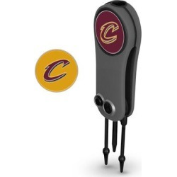 """Cleveland Cavaliers Switchblade Repair Tool & Two Ball Markers"""