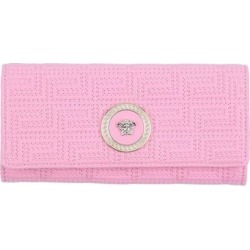 Wallet - Pink - Versace Wallets found on Bargain Bro from lyst.com for USD $314.64