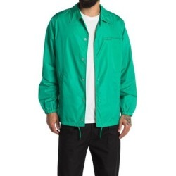 Adjustable Hem Coat - Green - Valentino Coats found on Bargain Bro India from lyst.com for $450.00