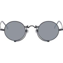 Black 10601h Sunglasses - Black - Matsuda Sunglasses found on Bargain Bro India from lyst.com for $665.00
