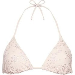 Misses Triangle - Pink - Eres Beachwear found on MODAPINS from lyst.com for USD $265.00