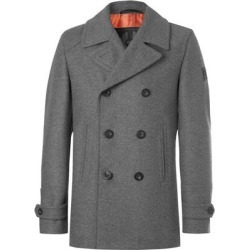 Coat - Gray - Belstaff Coats found on MODAPINS from lyst.com for USD $560.00