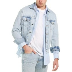 Iro Gleans Denim Jacket found on MODAPINS from Overstock for USD $202.49