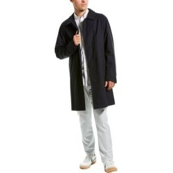 Burberry Camden Car Coat (50L), Men's, Multicolor(cotton) found on MODAPINS from Overstock for USD $1572.99