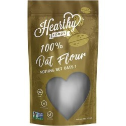 Hearthy Foods Flour - 16-Oz. Oat Flour found on Bargain Bro Philippines from zulily.com for $6.49