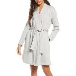 UGG Braelyn Ii Robe - Gray - Ugg Nightwear found on Bargain Bro from lyst.com for USD $66.88