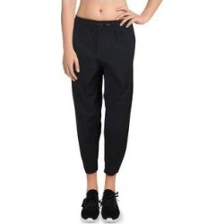 Reebok Womens Training Supply Pants Slim Fit Active - Black - S (Black - S), Women's(nylon, solid) found on Bargain Bro Philippines from Overstock for $26.39