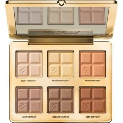 Cocoa Contour Cocoa-Infused Contouring and Highlighting Palette found on Makeup Collection from Cult Beauty Ltd. for GBP 35.84
