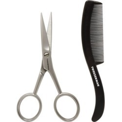 G.E.A.R. Moustache Scissors & Comb found on Makeup Collection from Cult Beauty Ltd. for GBP 20.79