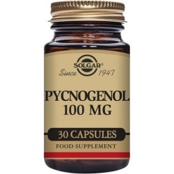Pycnogenol 100mg Vegetable Capsules found on Makeup Collection from Cult Beauty Ltd. for GBP 76.92