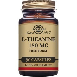 L-Theanine 150mg Vegetable Capsules found on Makeup Collection from Cult Beauty Ltd. for GBP 18.7