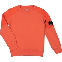 Mixed Fabric Arm Lens Sweatshirt found on Bargain Bro UK from Masdings